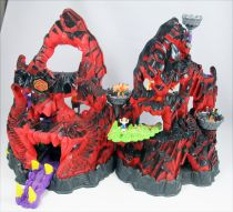 Mighty Max - Playset - Skull Mountain (loose)