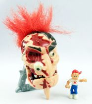 Mighty Max - Scalps - Karbon (loose)