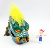 Mighty Max - Scalps - Thrax 9 (loose)