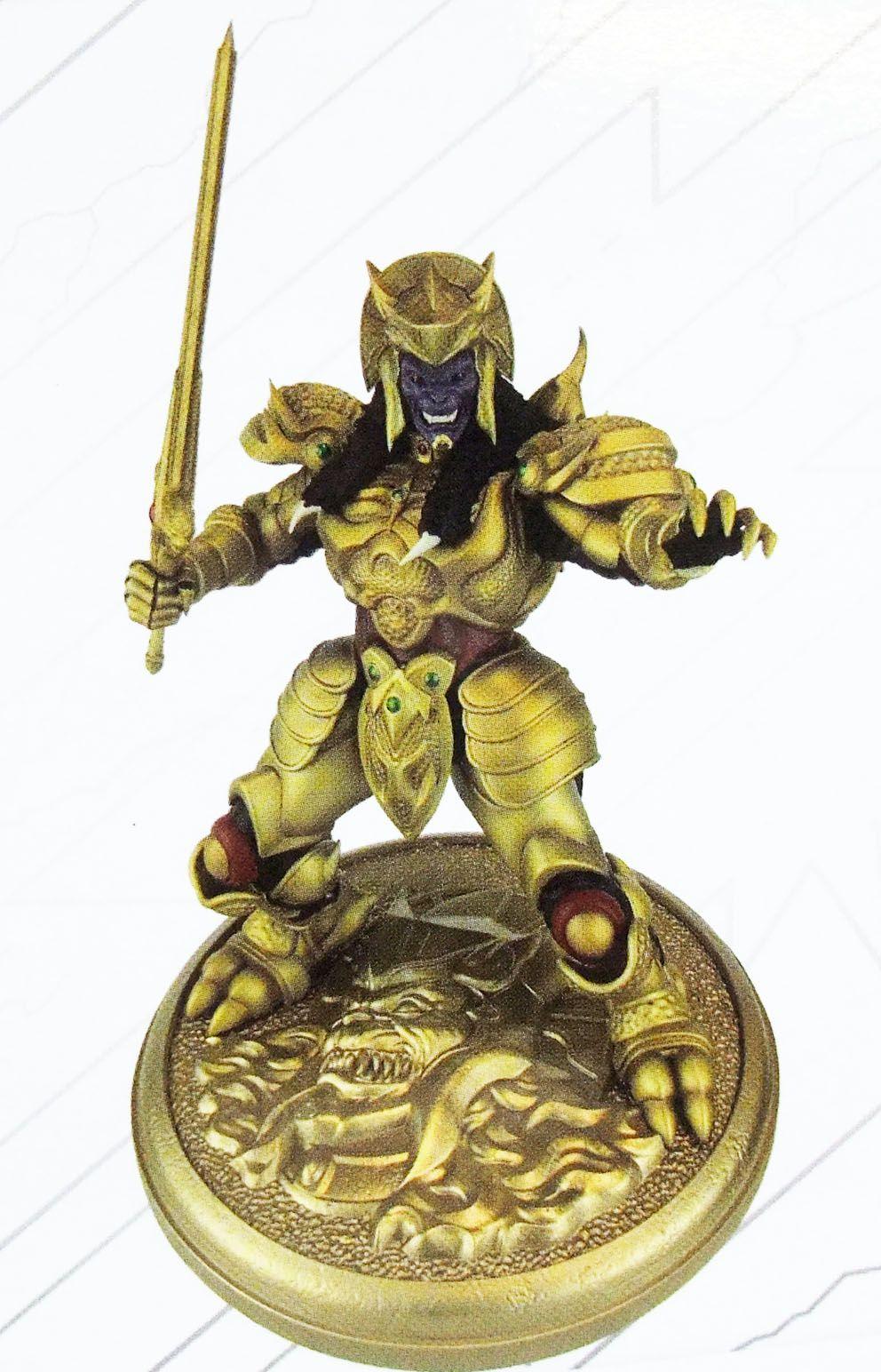 Mighty Morphin Power Ranger - PCS - Statue PVC 1/8ème - Goldar