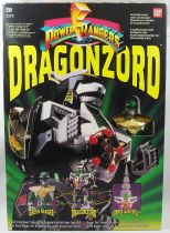 Mighty Morphin Power Rangers - Bandai - Dragonzord & Green Ranger