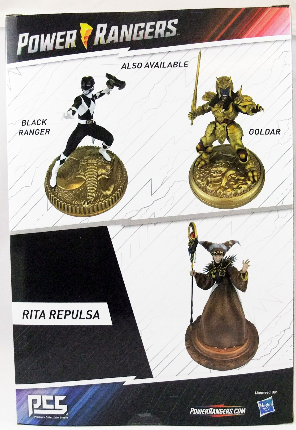 Mighty Morphin Power Rangers - PCS - Statue PVC 1/8ème - Rita Repulsa