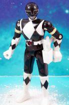 Mighty Morphin Power Rangers - Ranger Noir (avec ceinturon lumineux) loose