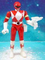 Mighty Morphin Power Rangers - Ranger Rouge (avec ceinturon lumineux) loose
