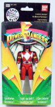 Mighty Morphin Power Rangers - Ranger Rouge (avec ceinturon lumineux)