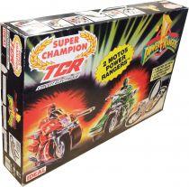 Mighty Morphin Power Rangers - TCR Ideal - Circuit Electrique Super Champion (en boite)