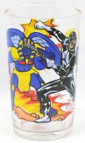 "Mighty Morphin Power Rangers - Verre à moutarde Amora \""Black Ranger Zak\"""