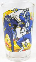 """Mighty Morphin Power Rangers - Verre à moutarde Amora \""""Blue Ranger Billy\"""""""