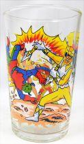 "Mighty Morphin Power Rangers - Verre à moutarde Amora \""Yellow Ranger Trini\"""