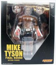 "Mike Tyson ""Final Round\"" - Figurine articulée 17cm - Storm Collectibles"