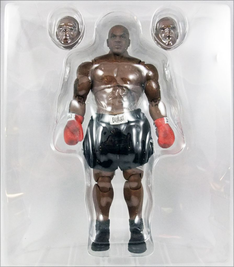 "Mike Tyson \""Final Round\"" - Figurine articulée 17cm - Storm Collectibles"