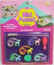 Mini Pouces - Poulains : Les Arcs-en-Ciel