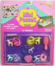 Mini Pouces - Poulains : Les Mouchetés