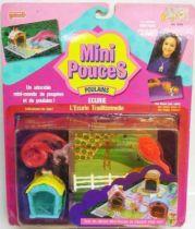 Mini Pouces - Poulains Ecurie : L\'Ecurie Traditionnelle