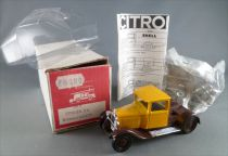 Mini Racing MVI Ref VR6 Citroën C 4 Valett Brewer White Metal Kit 1:43 Mint Unbuilt