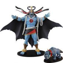 Mini-Statue Icon Heroes Cosmocats - Mumm-Ra & Ma-Mutt