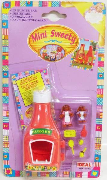 Mini Sweety - Ideal - The Burger Bar