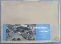 Minialuxe Editions Bourrelier - Coffret Jeu Prévention Routière Renault Frégate 1/43