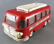 Minialuxe Minibus Floirat Paris - Nice - Cote d\'Azur Rouge 1/43 Autocar