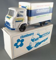 Minialuxe Promotionnel Chambourcy Renault Saviem Super Goelette SG2 Neuf Boite