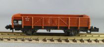 Minitrix N Scale Db Flat Wagon Brown Livery
