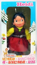 Mint in box Heidi 8\'\' Doll  Vicma