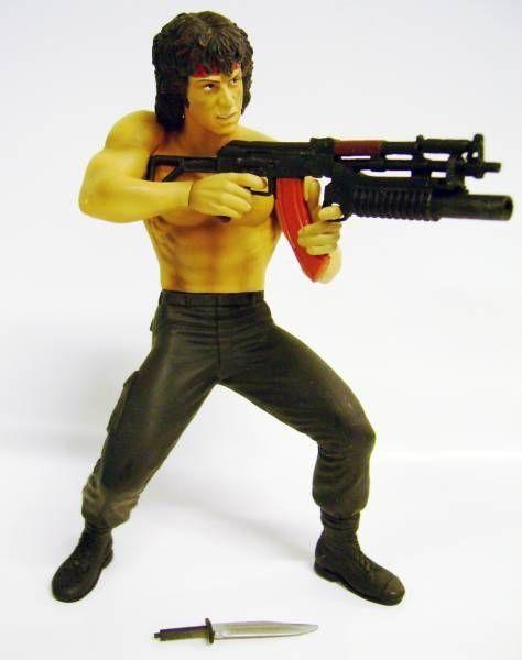 Mirage Toys - Rambo III (Loose)