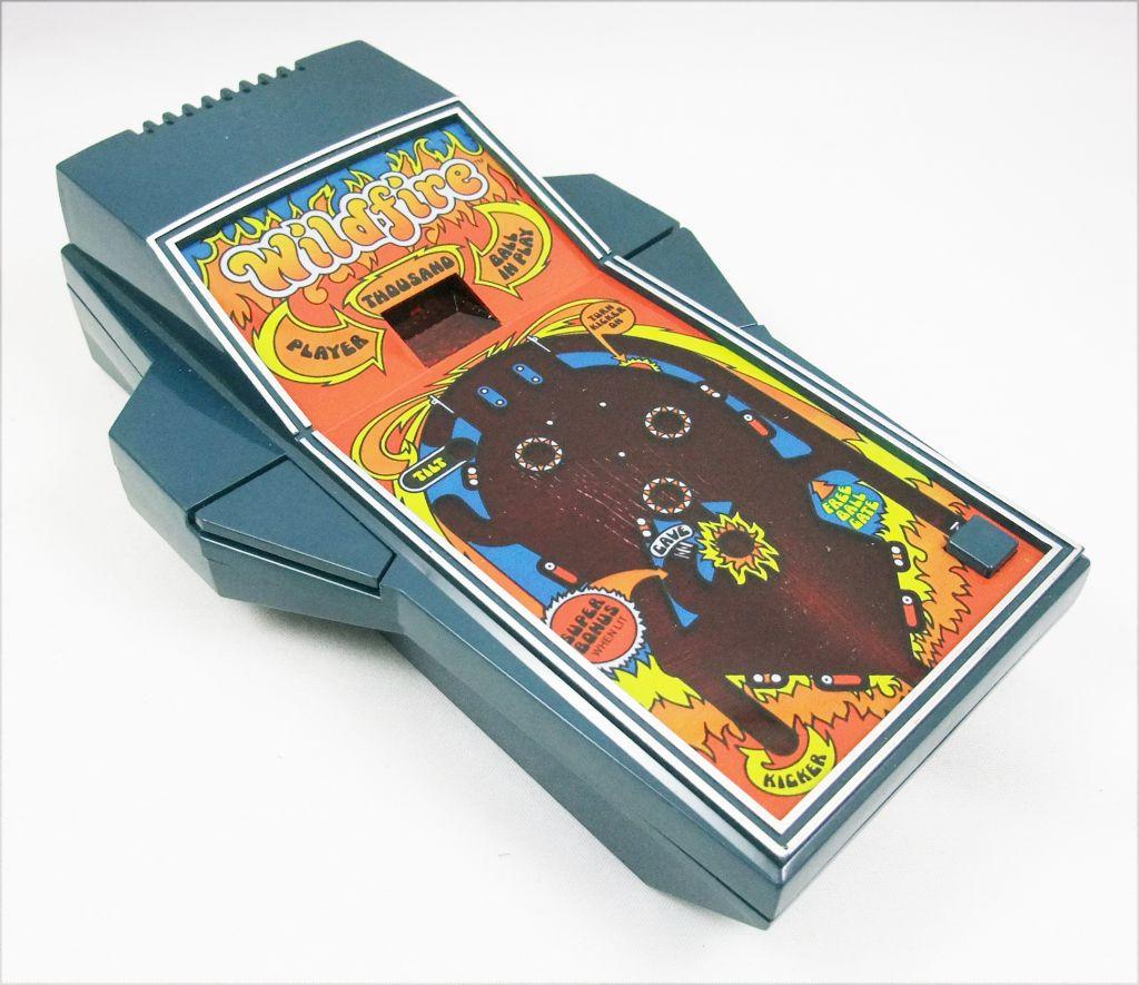Miro Meccano - Handheld Game - Wildfire Flipper Electronique