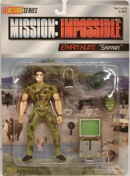 Mission : Impossible - Tradewinds Toys - Ethan Hunt \\\'\\\'Safari\\\'\\\'