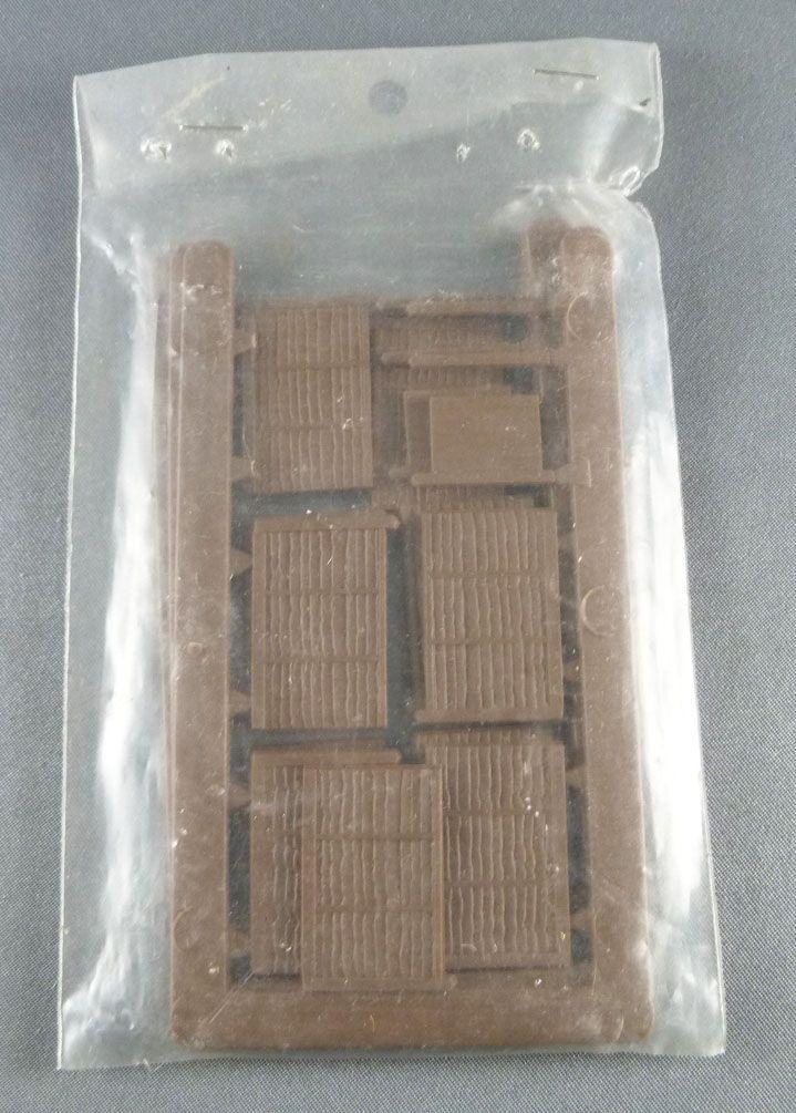 Mkd 489 Ho Sncf Rustic Palisades Fences Mint in Bag