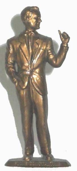 Mokalux Eddie Constantine figure