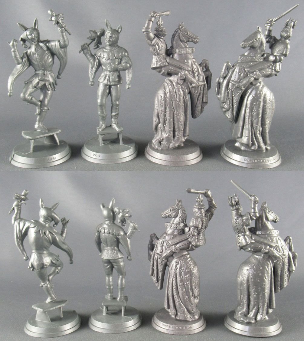 Mokarex - Chess Games - Complete Set 32 pieces