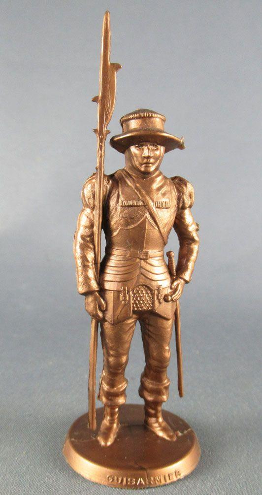 Mokarex - Jeu d\'Echecs - Figurine dorée - Guisarmier 2