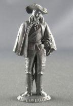 Mokarex Costumes Militaires 12 (demi-rond de bosse) Garde de Richelieu (gris)