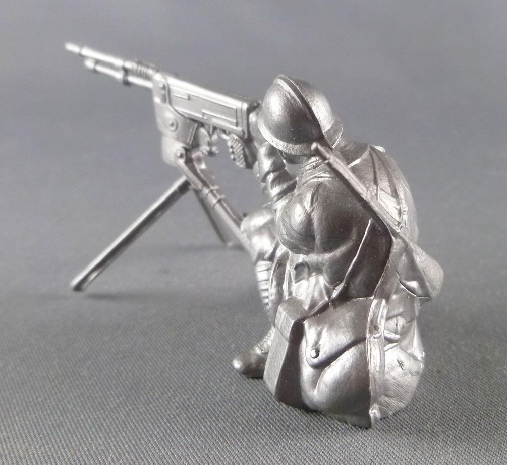 Mokarex La Grande Guerre 14-18 Mitrailleur Hotchkiss