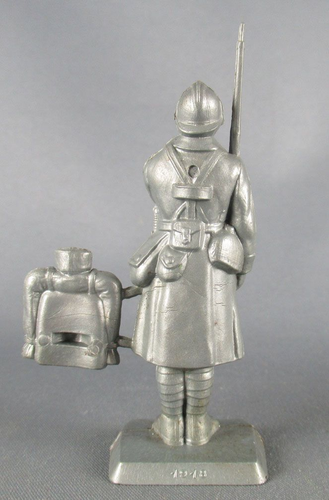 Mokarex La Grande Guerre 14-18 Présentez Armes Etat Neuf