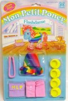 Mon Petit Poney - Hasbro France -  Garde Robe - Flashdance