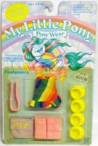 Mon Petit Poney - Hasbro USA -  Garde Robe - Flashdance