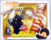 Monchichi - Ajena - Adventures Set - Fireman