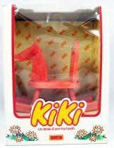 Monchichi - Ajena - Kiki\'s Furnitures - Rocking Horse