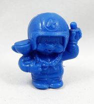 Monchichi - Bonux - Monchichi Champ blue figure
