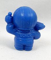 Monchichi - Bonux - Monchichi Champ blue figure