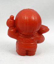 Monchichi - Bonux - Monchichi Champ red figure