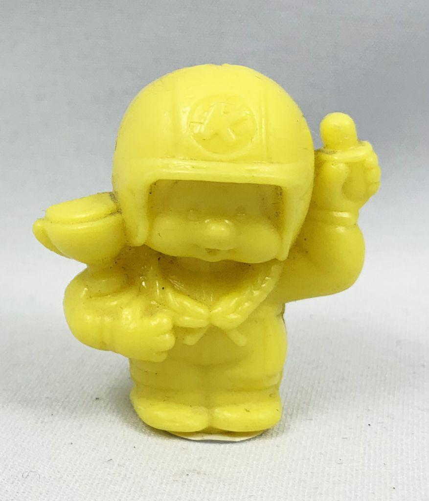 Monchichi - Bonux - Monchichi Champ yellow figure