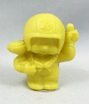Monchichi - Bonux - Monchichi Champ yellow figure