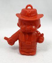 Monchichi - Bonux - Monchichi Cowboy red figure