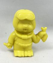 Monchichi - Bonux - Monchichi Frogman yellow figure