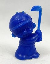 Monchichi - Bonux - Monchichi Golfer blue figure