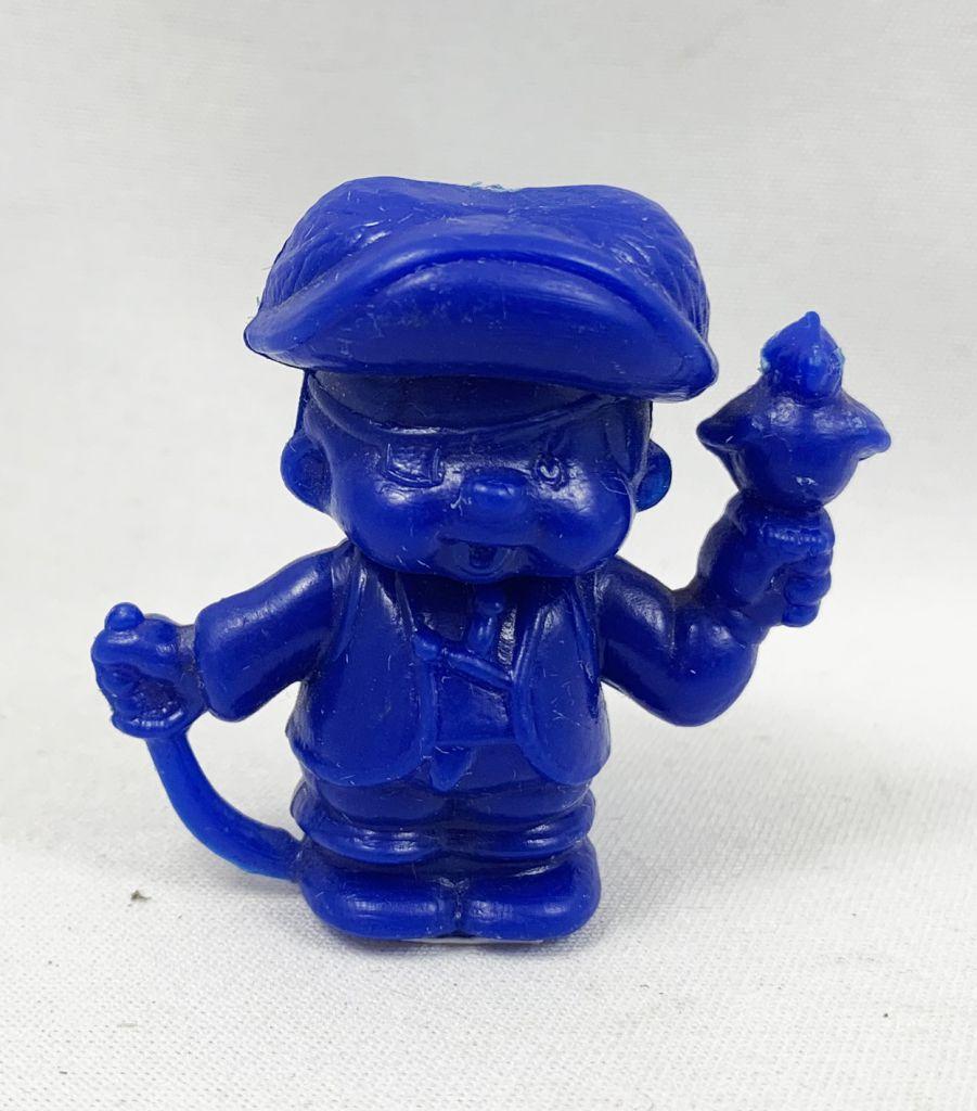 Monchichi - Bonux - Monchichi Pirate blue figure