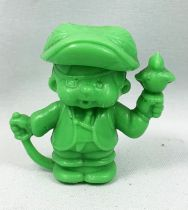Monchichi - Bonux - Monchichi Pirate green figure